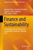Finance and Sustainability (eBook, PDF)
