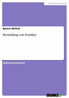 Herstellung von Fossilien (eBook, ePUB)