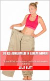 20 kg abnehmen in einem Monat (eBook, ePUB)