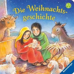 Die Weihnachtsgeschichte (Mängelexemplar) - Conte, Dominique; Altegoer, Regine