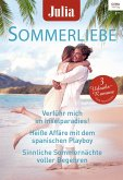Julia Sommerliebe Band 30 (eBook, ePUB)