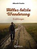 Hilles letzte Wanderung (eBook, PDF)