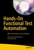 Hands-On Functional Test Automation (eBook, PDF)