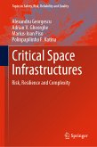 Critical Space Infrastructures (eBook, PDF)
