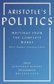 Aristotle's Politics (eBook, PDF)