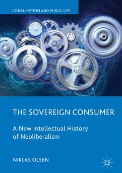The Sovereign Consumer (eBook, PDF) - Olsen, Niklas