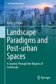 Landscape Paradigms and Post-urban Spaces (eBook, PDF)