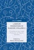 Labour Migration in Europe Volume II (eBook, PDF)