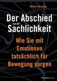 Der Abschied von der Sachlichkeit (eBook, PDF)