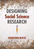 Designing Social Science Research (eBook, PDF)