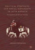 Political Strategies and Social Movements in Latin America (eBook, PDF)