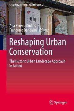 Reshaping Urban Conservation (eBook, PDF)