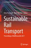 Sustainable Rail Transport (eBook, PDF)