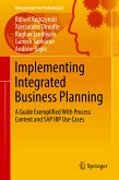 Implementing Integrated Business Planning (eBook, PDF)
