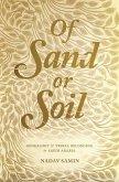 Of Sand or Soil (eBook, PDF)