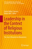 Leadership in the Context of Religious Institutions (eBook, PDF)