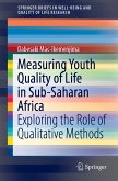 Measuring Youth Quality of Life in Sub-Saharan Africa (eBook, PDF)
