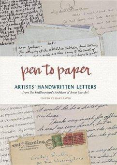 Pen to Paper (eBook, PDF)