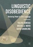 Linguistic Disobedience (eBook, PDF)