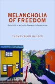 Melancholia of Freedom (eBook, PDF)