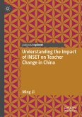 Understanding the Impact of INSET on Teacher Change in China (eBook, PDF)