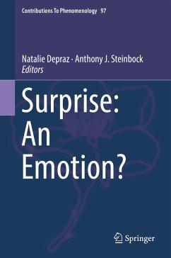 Surprise: An Emotion? (eBook, PDF)