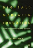 Digital Media in Education (eBook, PDF)