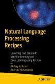 Natural Language Processing Recipes (eBook, PDF)