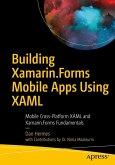 Building Xamarin.Forms Mobile Apps Using XAML (eBook, PDF)