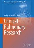 Clinical Pulmonary Research (eBook, PDF)