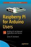 Raspberry Pi for Arduino Users (eBook, PDF)