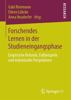 Forschendes Lernen in der Studieneingangsphase (eBook, PDF)