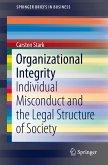 Organizational Integrity (eBook, PDF)
