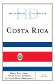 Historical Dictionary of Costa Rica (eBook, ePUB)