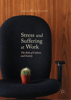 Stress and Suffering at Work (eBook, PDF)