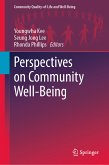 Perspectives on Community Well-Being (eBook, PDF)