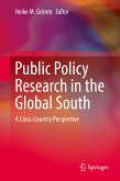 Public Policy Research in the Global South (eBook, PDF)