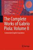 The Complete Works of Gabrio Piola: Volume II (eBook, PDF)