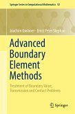 Advanced Boundary Element Methods (eBook, PDF)