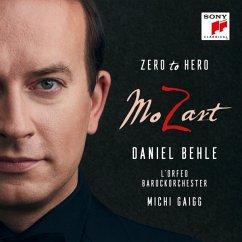 Mozart - Behle,Daniel/L'Orfeo Barockorchester/Gaigg,Michi