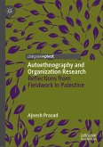 Autoethnography and Organization Research (eBook, PDF)