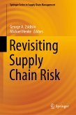 Revisiting Supply Chain Risk (eBook, PDF)