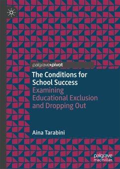 The Conditions for School Success (eBook, PDF) - Tarabini, Aina