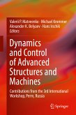 Dynamics and Control of Advanced Structures and Machines (eBook, PDF)