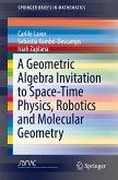 A Geometric Algebra Invitation to Space-Time Physics, Robotics and Molecular Geometry (eBook, PDF)