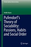 Pufendorf's Theory of Sociability: Passions, Habits and Social Order (eBook, PDF)