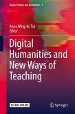 Digital Humanities and New Ways of Teaching (eBook, PDF)