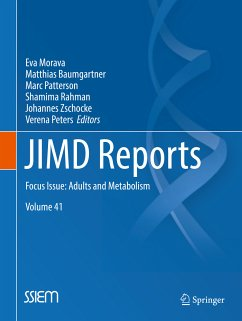 JIMD Reports, Volume 41 (eBook, PDF)
