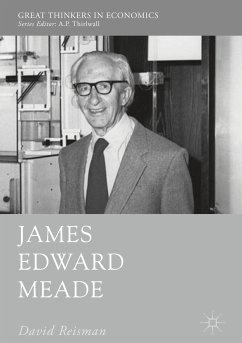 James Edward Meade (eBook, PDF) - Reisman, David