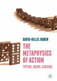 The Metaphysics of Action (eBook, PDF)